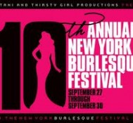 Distract TV at The 10th Annual New York Burlesque Festival 2012