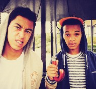 Rizzle Kicks: Sziget Festival Interview Distract TV