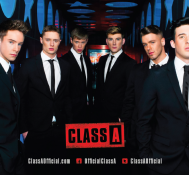 BOYBAND  CLASS A GET UP CLOSE AND PERSONAL WITH JANE
