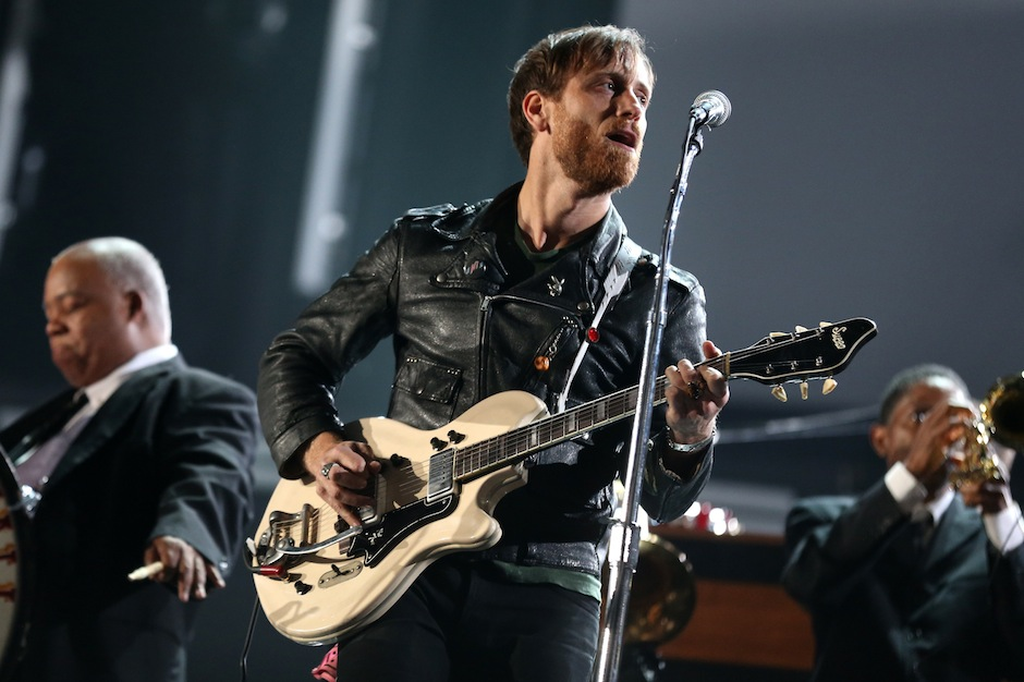 onstage during the 55th Annual GRAMMY Awards at STAPLES Center on February 10, 2013 in Los Angeles, California.